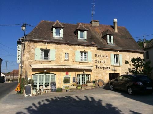Relais Saint Jacques : Hotel near Baneuil