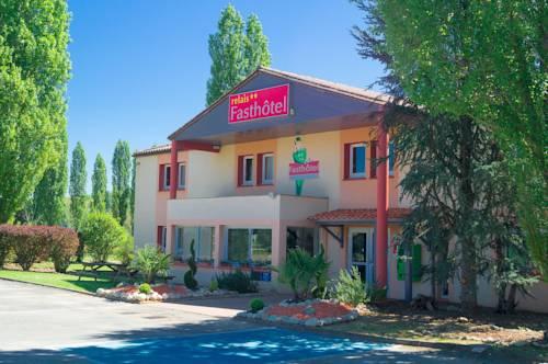 Fasthôtel Périgueux : Hotel near Coulounieix-Chamiers