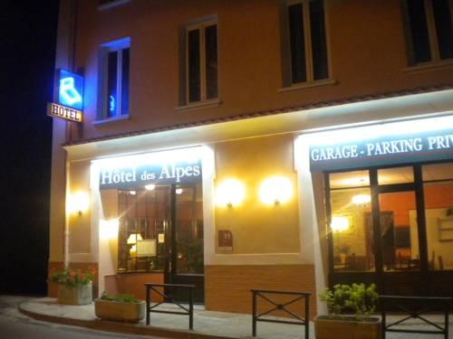 Hôtel des Alpes : Hotel near Savournon