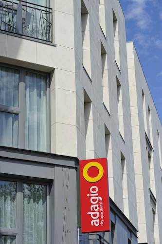 Aparthotel Adagio Nantes Centre : Guest accommodation near Nantes