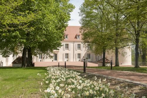 Chateau du Bost : Hotel near Le Mayet-d'École