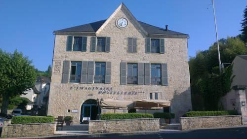 Hostellerie L'imaginaire : Hotel near Terrasson-Lavilledieu