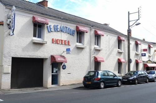 Hôtel Le Beautour : Hotel near Rezé