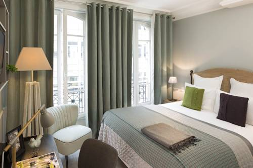Le Petit Chomel : Hotel near Paris 7e Arrondissement