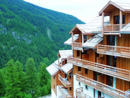 Les Chalets du Bois Méan : Guest accommodation near Les Orres