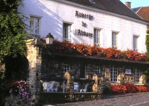 Auberge De L'abbaye : Hotel near Attigny