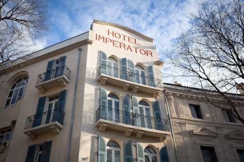 Imperator : Hotel near Nîmes