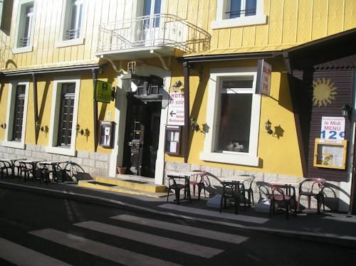 Hotel Du Soleil : Hotel near Mijoux