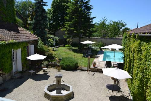 La Baguenaude : Bed and Breakfast near Armous-et-Cau