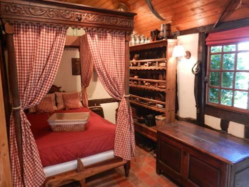 Le gîte des Trois Vaches : Guest accommodation near Villez-sur-le-Neubourg