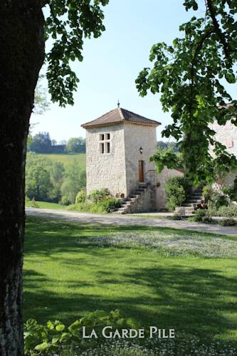 La Garde Pile de Fichou : Bed and Breakfast near Bajamont