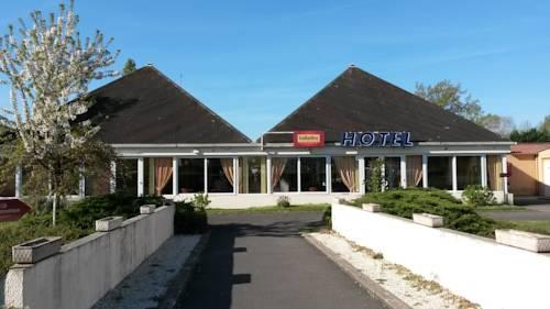 Hôtel & Résidence Nevers Nord / Varennes Vauzelles : Hotel near Guérigny