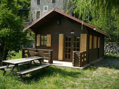 Camping de l'Amitié : Guest accommodation near Rigaud