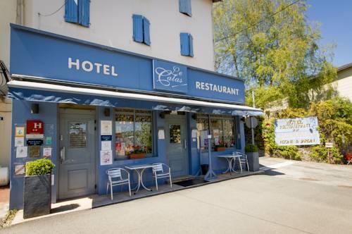 Hôtel Claude Calas : Hotel near Saint-Sever-du-Moustier