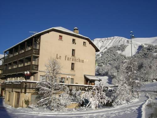 Hotel Le Faranchin : Hotel near Villar-d'Arêne