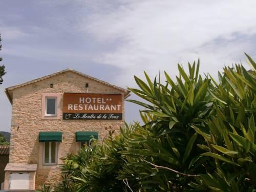 Hotel Restaurant Le Moulin De La Foux Draguignan