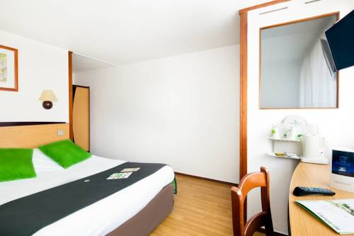 Campanile Henin Beaumont - Noyelles Godault : Hotel near Courcelles-lès-Lens