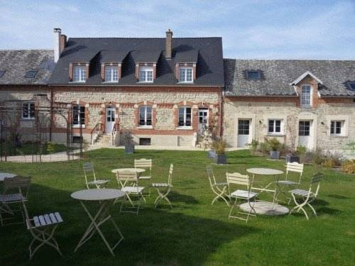 Ferme Du Chateau : Residence near Chassemy