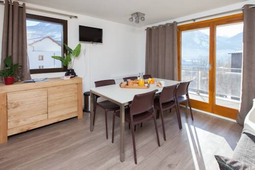 Le Signal du Prorel : Apartment near Puy-Saint-Pierre