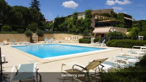 Lou Paradou : Hotel near Gréoux-les-Bains