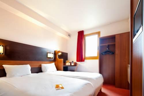 Premiere Classe Chilly Mazarin : Hotel near Champlan