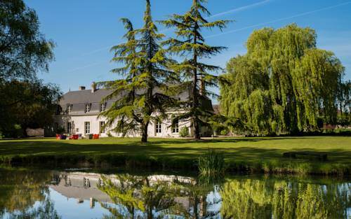 La Feuillaie : Bed and Breakfast near Saint-Ay