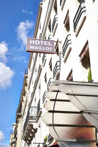 Hotel Maillot : Hotel near Neuilly-sur-Seine