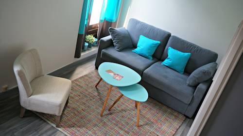 Little Suite - Stanislas : Apartment near Lille
