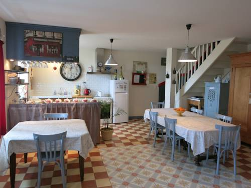 Back To breizh : Guest accommodation near Riantec