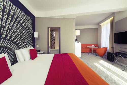 Mercure Nantes Centre Grand Hotel : Hotel near Nantes