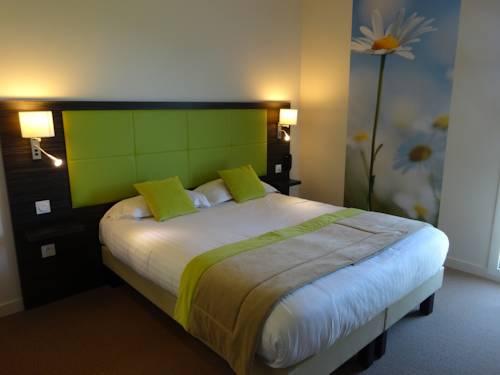 Inter-Hotel La Verriaire : Hotel near Cholet