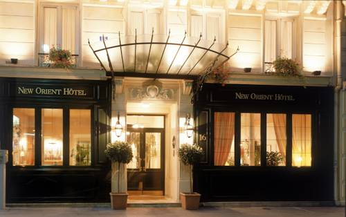 New Orient Hotel : Hotel near Paris 8e Arrondissement