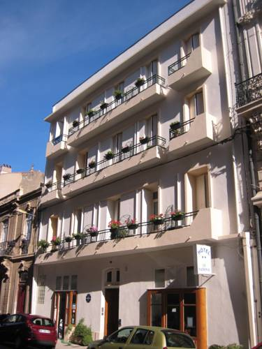 Le National : Hotel near Sète