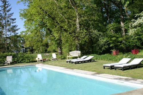 Les Cottages du Château de la Giraudière : Guest accommodation near Charcé-Saint-Ellier-sur-Aubance