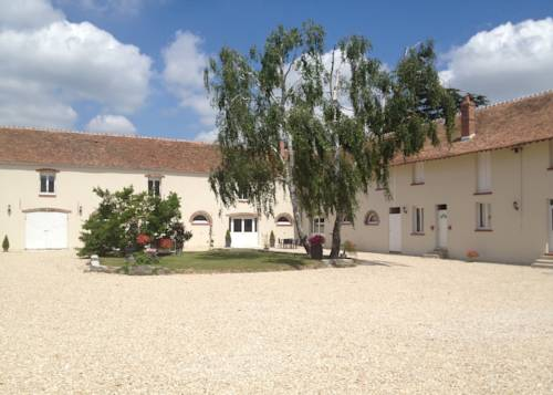 Ferme de Villeray : Bed and Breakfast near Le Coudray-Montceaux