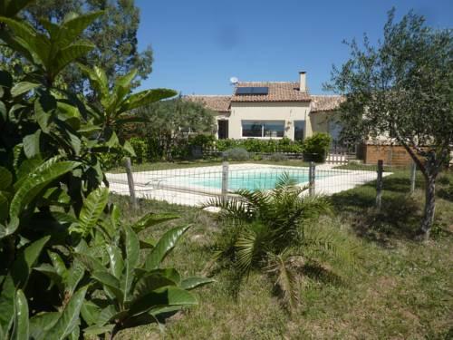 Le mas victor : Guest accommodation near Aniane
