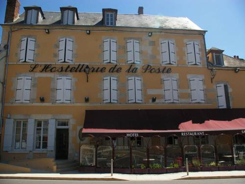 Hostellerie De La Poste : Hotel near Asnois