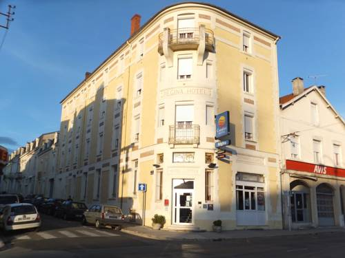 Comfort Hotel Régina Périgueux : Hotel near Chancelade