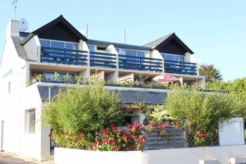 L'Oasis Bretonne : Hotel near Arzon