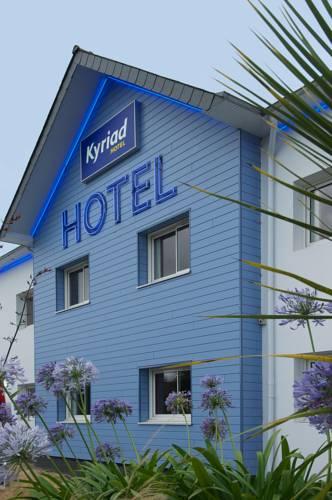 Kyriad Quimper - Pont-l'Abbé : Hotel near Pont-l'Abbé
