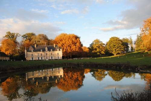Château De Monhoudou : Hotel near Sarthe
