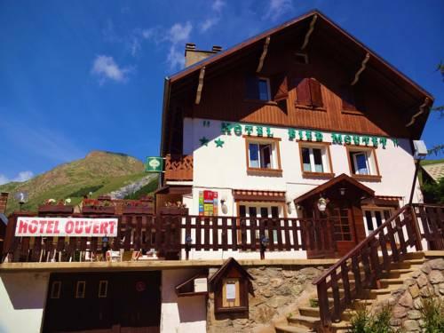 Hotel Le Pied Moutet : Hotel near Vénosc