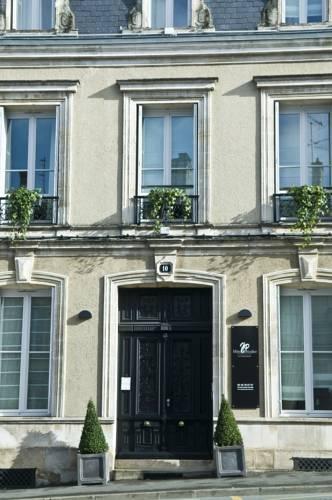 Hôtel Particulier - La Chamoiserie : Hotel near Niort