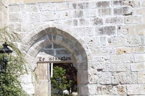 Le Translon : Guest accommodation near Ambleny