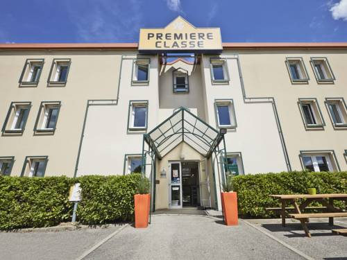 Première Classe Lyon Nord - Genay-Massieux : Hotel near Reyrieux