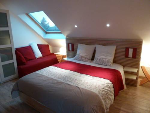Chambres du Bourleux : Bed and Breakfast near Mérignies