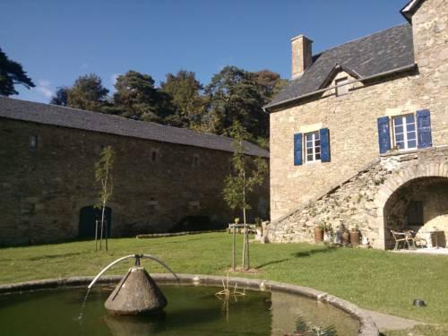 Domaine d'Angel-Berg : Guest accommodation near Sévérac-le-Château