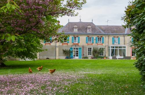 La Ferme d'Armenon : Bed and Breakfast near Limours