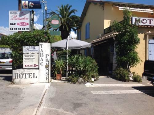Lou Paradou : Hotel near Villeneuve-Loubet