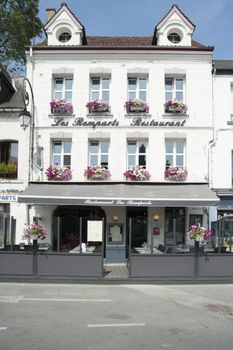 Les Remparts : Hotel near Montreuil